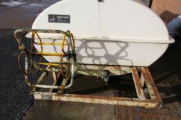 Western Trailers Water Tank on Skid (1 of)