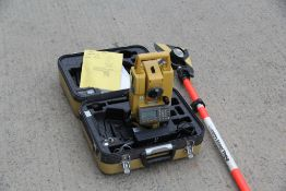 TOPCON GTS-236N Total Station,