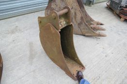 10'' Trenching Bucket (To Suit Excavator)