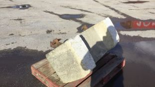 Concrete Ballast Weight - 3pt Linkage