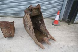 JCB 2' Trenching Bucket (To Suit Excavator)