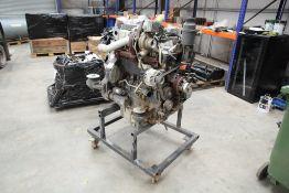 JCB448 TA4i Prototype Engine *Not EC Certified*