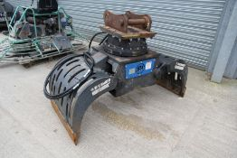 Hammer GRP1000 Rotating Selector Grab (To Suit Excavator)