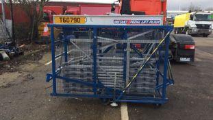 UpRight Pedal Lift PL324 Access Platform