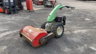 Rapid Universo 1500 2 Wheel Tracor & Flail Mower