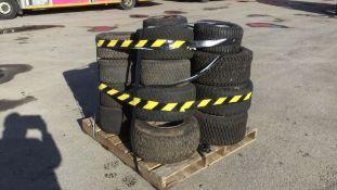 Mower Wheels & Tyres (16 of)