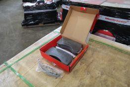 Meritor / Montracon DX 195 Brake Pads / Kit (14 of)