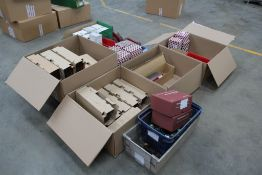 Quantity of Aspoeck LED & Other Lighting parts & Reverse Alarms (3 Boxes)