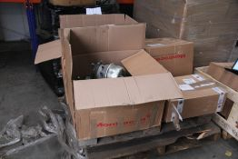 BPW 14/24 Disc Brake Chambers, Right (13 of) & Left (12 of)