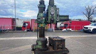 Kitchen & Wade Type 226 Pillar Drill