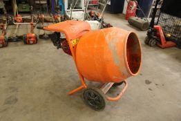 Altrad Belle Minimix 150 Petrol Cement Mixer
