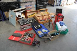 Assorted Testing Instruments & Other Items