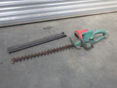 Bosch 600 Electric Hedge Trimmer