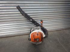 Stihl BR 600 Backpack Petrol Leaf Blower