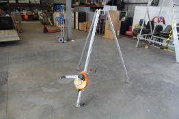 Globestock Engineering Saver II Retriver System Tripod & Winch