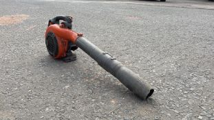 HUSQUARNA 525 BX PETROL LEAF BLOWER *NON-RUNNER - FOR SPARES OR REPAIR ONLY*