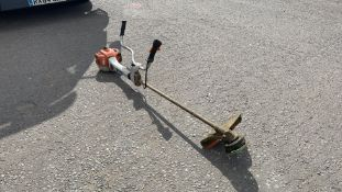 STIHL FS460C (YEAR 2017) PETROL BRUSH CUTTER *NON-RUNNER - FOR SPARES OR REPAIR ONLY*