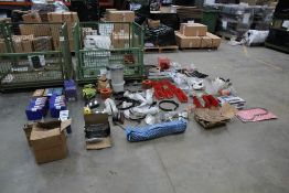 Assorted Truck Spares incl. Jost, Knorr-Bremse & Others (1 Pallet)