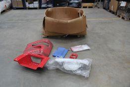 Daf Truck Parts (1 Box)