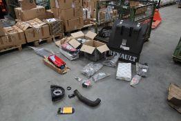 Renault Parts (1 Pallet)