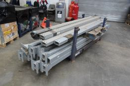 Galvanised Posts & C Channels (1 Pallet) *Stillage Not Included*