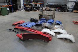 Scania Truck Parts (1 Pallet)