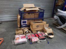 Assorted Hella Lights / Lamps & Kits (1 Pallet)