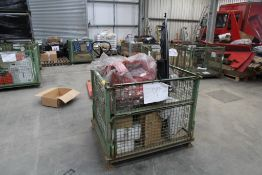 DAF Body Parts Incl. Mirrors, Lights, Panels Etc. (1 Pallet)