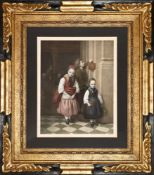 Franciscus Bernardus Waanders, Amsterdam 1809-1880 Hague , Children / Dzieci