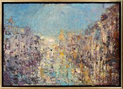 Grzegorz Ratajczyk, Krotoszyn 1960, From the canal to the space in Venice / Z kanału do przestrzenie