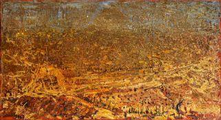 Grzegorz Ratajczyk , Krotoszyn 1960 , New Jerusalem VIII / Nowe Jeruzalem VIII, 2017