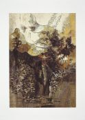 Eugeniusz Delekta , b.1946 , Gardens VI / Ogrody VI, 2005