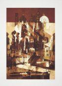 Eugeniusz Delekta , b.1946 , Italian reminiscences X / Włoskie reminiscencje X, 2004