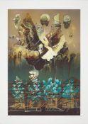 Eugeniusz Delekta , ur.1946 , Gardens III / Ogrody III, 2000