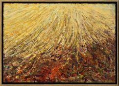 Grzegorz Ratajczyk, Krotoszyn 1960, Another field at the foot of Volterra – plowed / Inne pole u stó