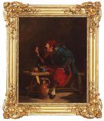 Isidore Alexandre Augustin Pils , Paris 1813-1875 Douarnenez , Cossack during a meal / Kozak podczas