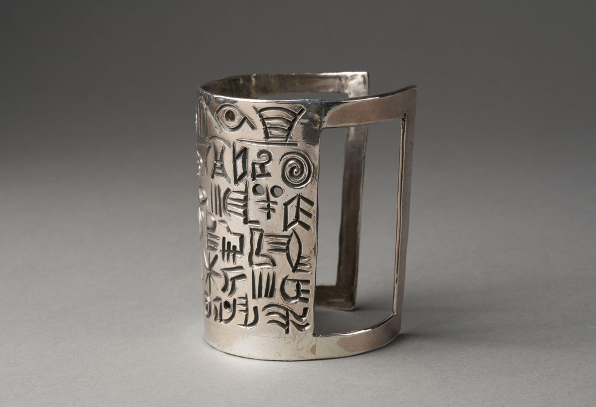 Tomasz Stangrecki , Hieroglyphs IV / Hieroglify IV, 2020   - Bild 3 aus 3