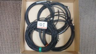 LOT - WIRELESS MIC ANTENNA CABLES