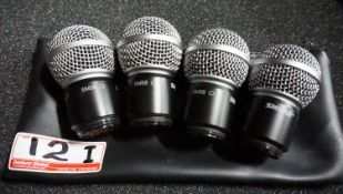 UNITS - SHURE SM58 CAPSULE FOR WIRELESS HAND-HELD
