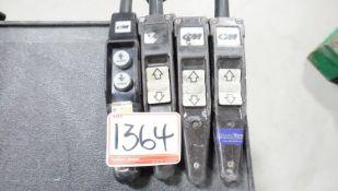 LOT - CM HOIST CONTROLLERS (4 UNITS)