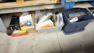 LOT - LABELS & OFFICE SUPPLIES