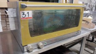 """CADCO APPROX 26 X 18 X10"""" CONVECTION OVEN"""