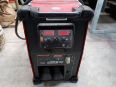 LINCOLN ELECTRIC R350 SD POWER WAVE WELDER (LOCATED @ 107 CONNIE CRES., CONCORD, ON)