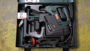 METABO BHE-20 IDR 450W ELECTRONIC ROTARY HAMMER DRILL