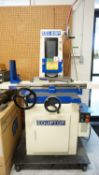 """EQUIPTOP 618M SURFACE GRINDER W/ 6"""" X 18"""" MAGNETIC CHUCK, S/N 117118 (575V 3-PH)"""