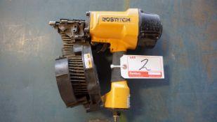 BOSTITCH N80CB-1 PNEUMATIC COIL NAIL GUN