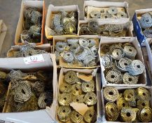 LOT - TOPGUN, CPPS, & ASSSTD COILED NAILS (1 SKID)