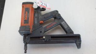 ITW RAMSET TF1100 CORDLESS NAIL GUN