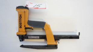 "BOSTITCH SB5019 1/4""-5/8"" PNEUMATIC STAPLE GUN"