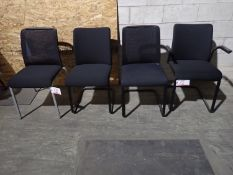 UNITS - STEELCASE REPLY ASSTD GUEST CHAIRS